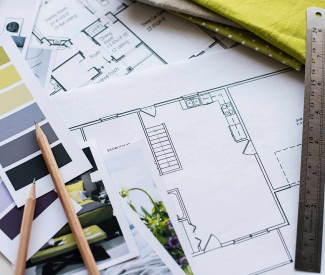 Custom Home Design Service & Floor Plans